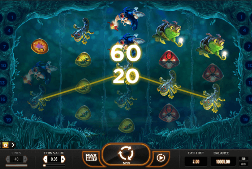 play magic mushrooms video slot