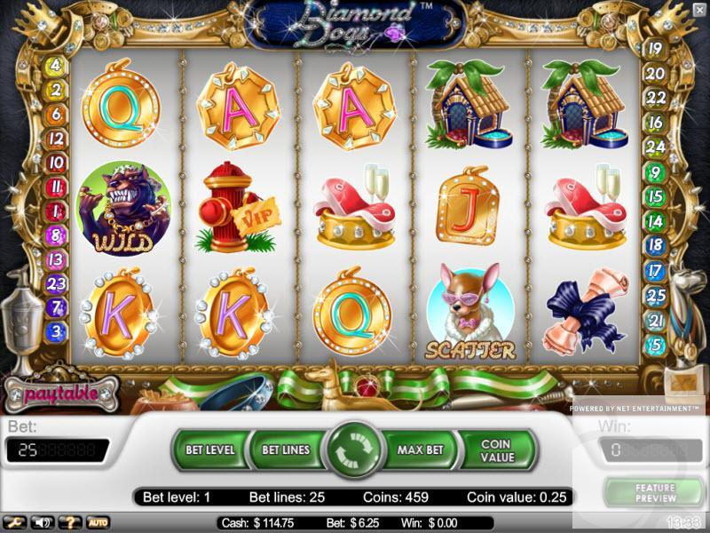 Diamond Dogs Slots
