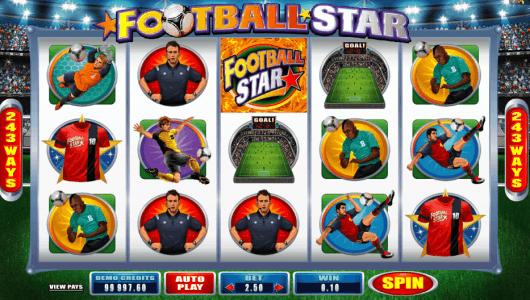 Football Star screenshot