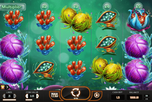 Fruitoids Slot screenshot
