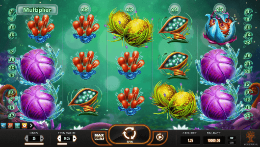 Fruitoids Slot screenshot
