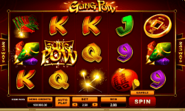 Gung Pow Slot screenshot