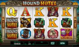 hotel hound screenshot