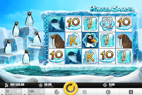 Penguin Splash Slot screenshot
