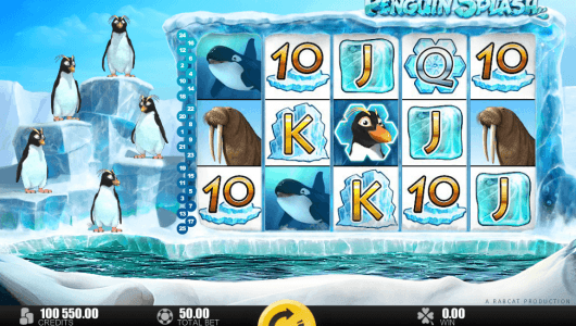 Penguin Splash Slot screenshot