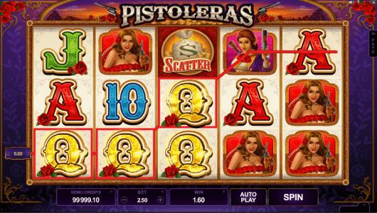 Pistoleras Slot screenshot
