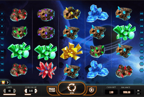 Robotnik Slot