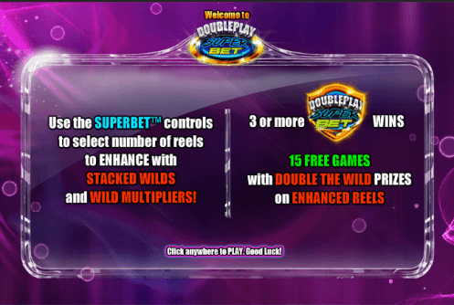 Double Play Superbet™ Slot Machine Game to Play Free in NextGen Gamings Online Casinos