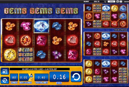Gems Gems Gems Slot