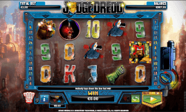 Judge Dredd Slot