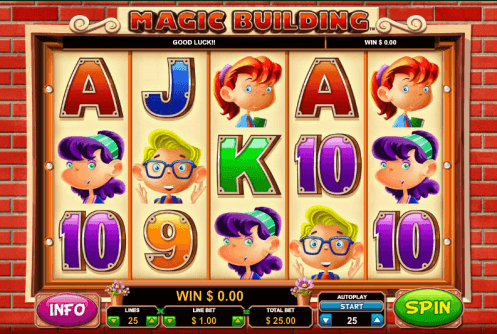 Check Out Magic Building Slots With No Download