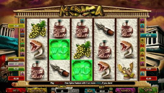Medusa Slot