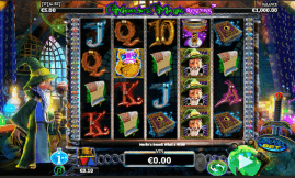 Merlins Magic Respins Slot