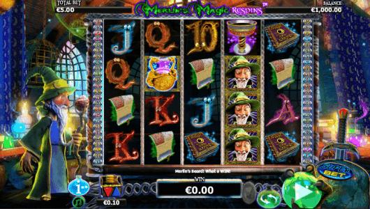 Merlins Magic Respins Slot