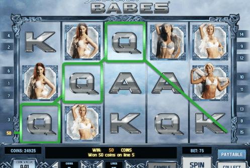 Scandinavian Babes Slot