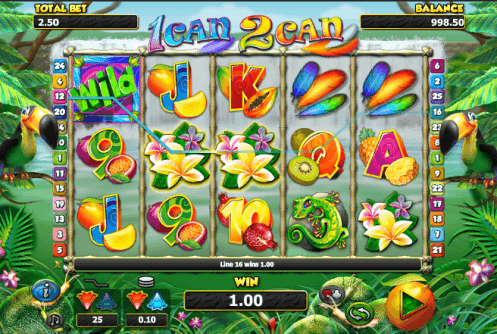 1 can 2 can nextgen gaming slot game 777