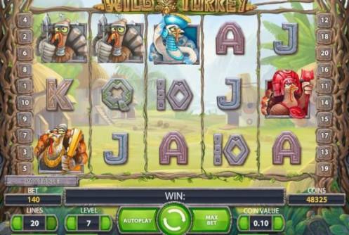 Wild Turkey Slot Machine Online ᐈ NetEnt™ Casino Slots