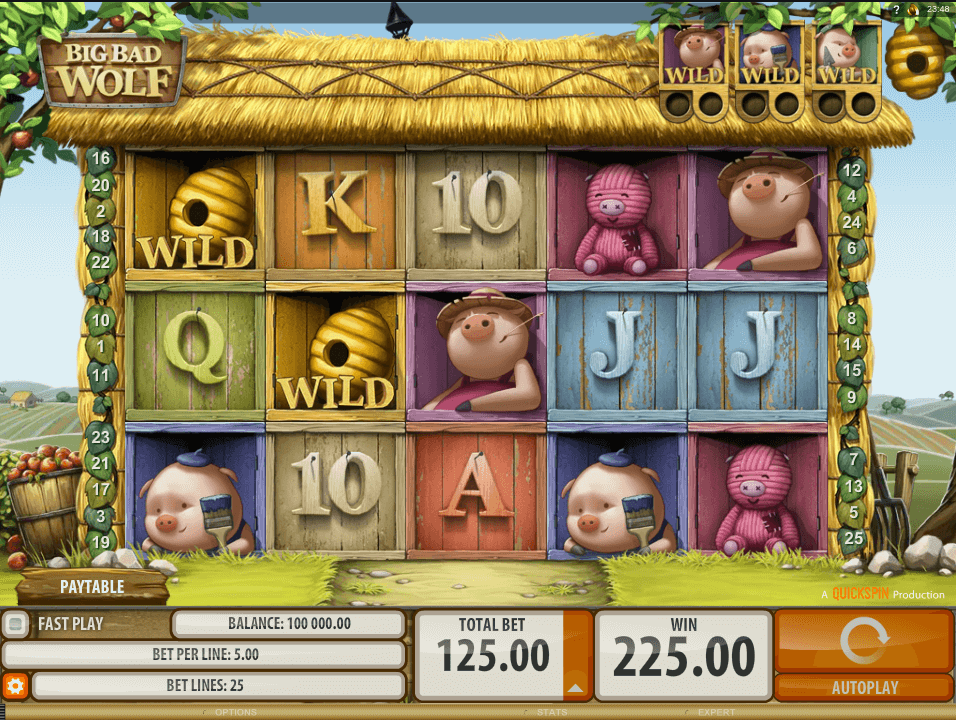 Spiele Big Bad Wolf - Video Slots Online