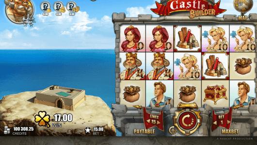 Castle Builder screenshot