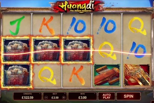 Huangdi The Yellow Emperor Slot Review