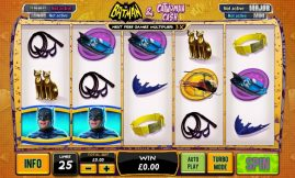 Batman and Catwoman Cash Slot Review