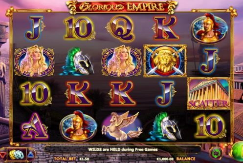 Glorious Empire Slot Machine Online ᐈ NextGen Gaming™ Casino Slots