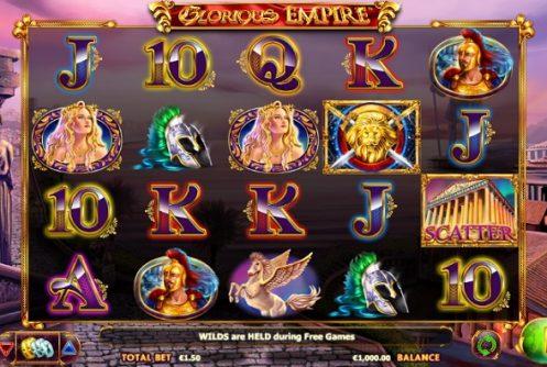 Glorious Empire Slot Machine Online ᐈ NextGen Gaming™ Casino Slots