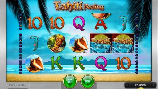 Tahiti Feeling slot screenshot big