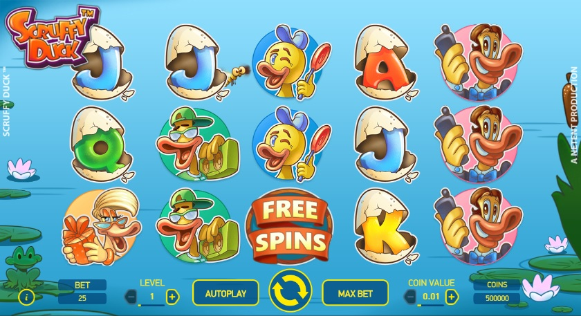 Spiele Scruffy Duck Slot Machine - Video Slots Online