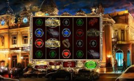 MONTECARLO GLAMOUR slot screenshot big