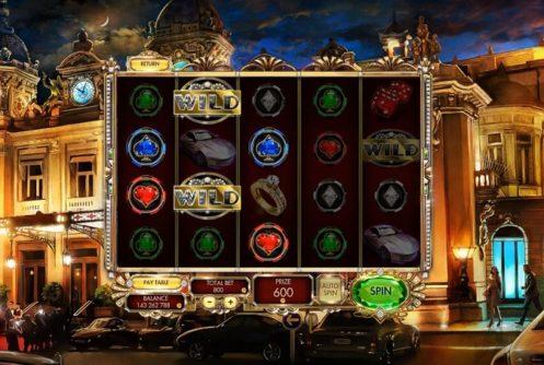Spiele Montecarlo Glamour - Video Slots Online
