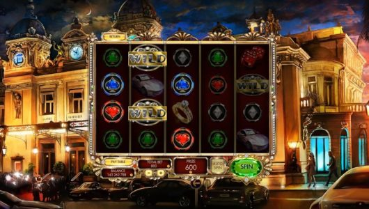 MONTECARLO GLAMOUR slot screenshot big