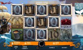moby dick slot machine screenshot big