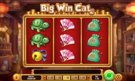 big win cat slot screenshot big