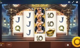 Masquerade Slot screenshot big