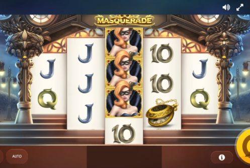 Masquerade Slot screenshot big