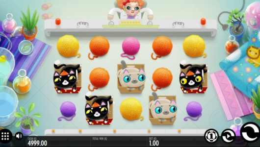 Not Enough Kittens slot screenshot big