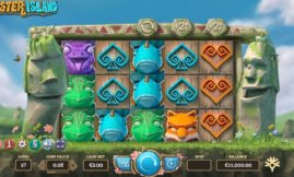Easter Island Slot slot screenshot 250
