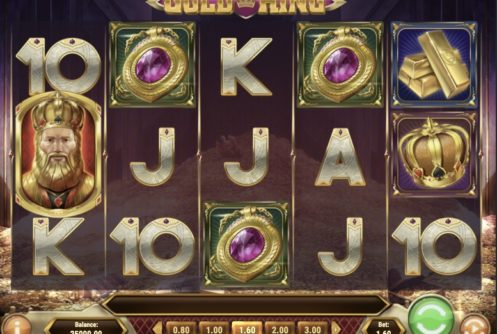 gold king slot screenshot big