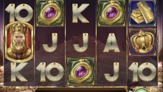 gold king slot screenshot big