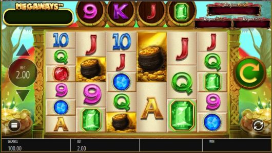 Irish Riches slot screenshot big