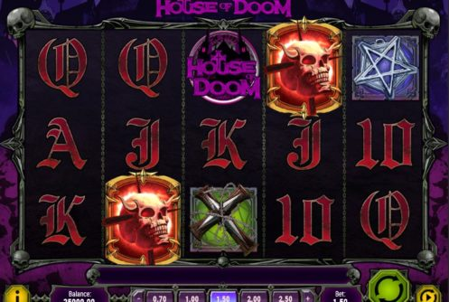 house-of-doom-slot screenshot big