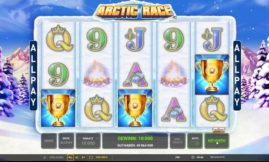 arctic-race-slot-screenshot big
